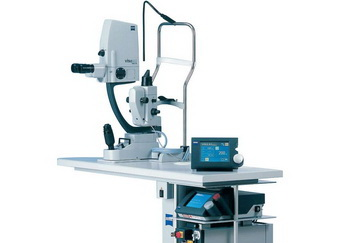 Laser Visual YAG III - Echipament medical