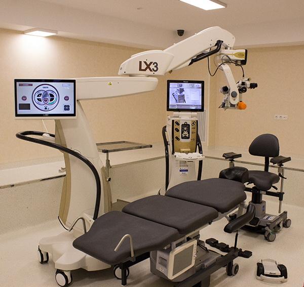 bloc operator Medoptic