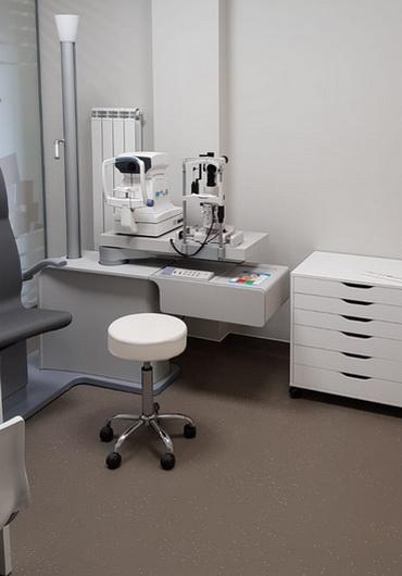 Medoptic Botosani - Cabinet